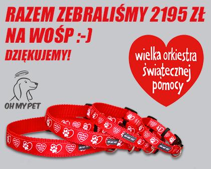 2195 zł dla WOŚP