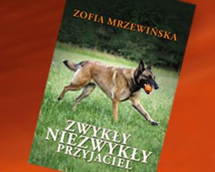 Wygraj książkę z dedykacją Zofii Mrzewińskiej!
